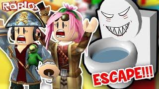 Roblox ITA - Scappiamo Dal Bagno Malefico! (Escape) - #45 - Escape The Bathroom