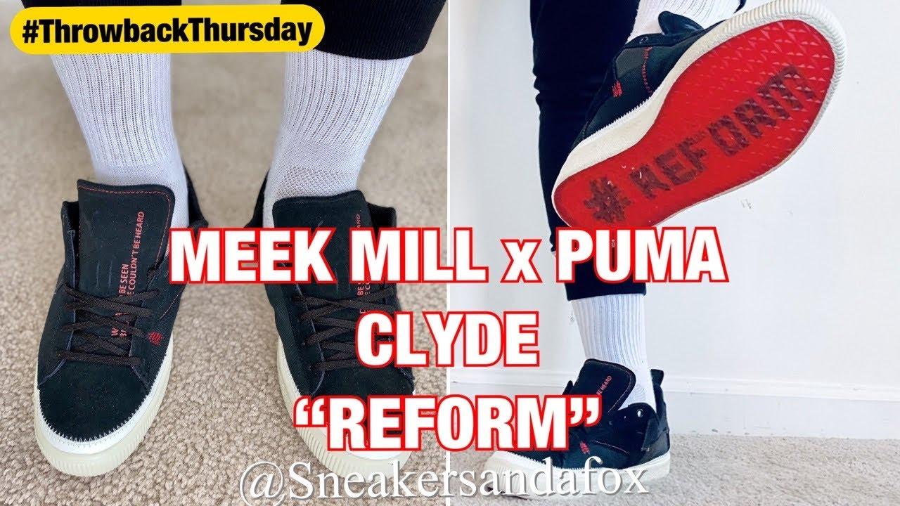 Puma x Meek Mill x Reform Alliance