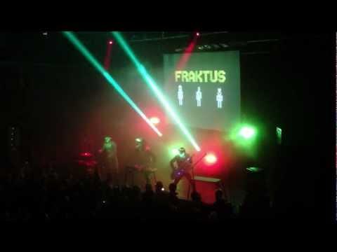 Fraktus - All die armen Menschen (Live - Schlachthof - Bremen - 15.02.2013)