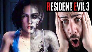 Resident Evil 3 Remake Trailer Mi REACCIÓN y ANALISIS