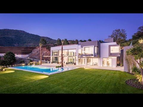 Open House Villa in La Zagaleta, Spain