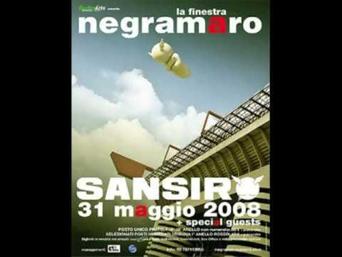 Negramaro feat mattafix la finestra remix inedito youtube - La finestra album ...