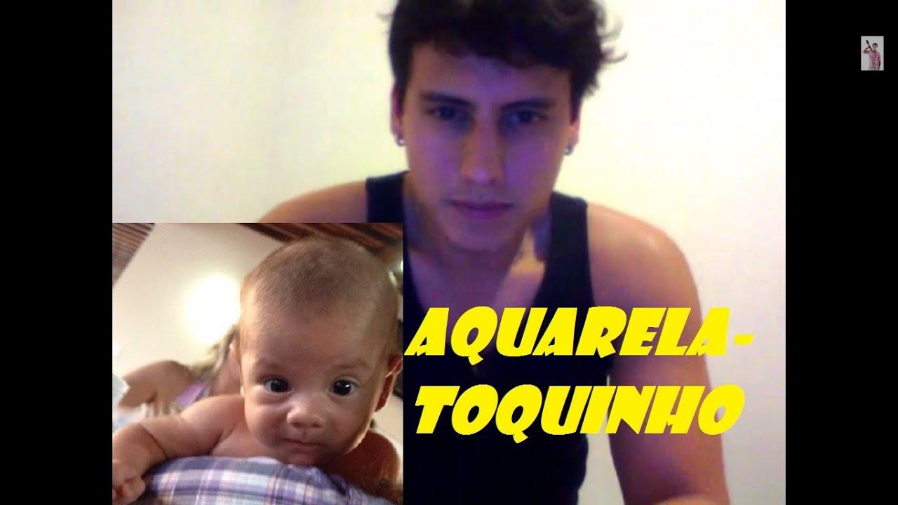 Aquarela Toquinho Cover Versao Ukulele Thiago Lopes Youtube