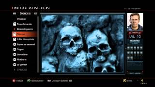 Call of duty ghost extinction : renseignement mayday