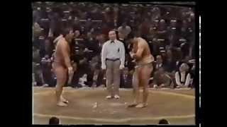 昭和53年 第27回全日本相撲選手権