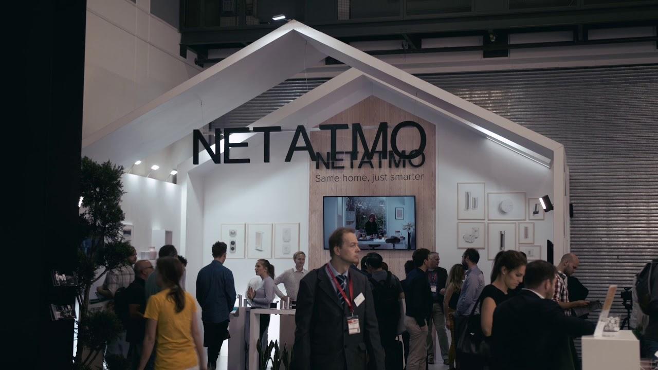 e1c6b110a33eb7 IFA 2018: Netatmo 'Behind the scenes' - YouTube