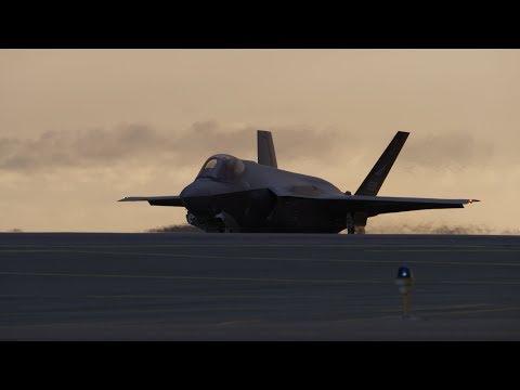 Tre nye F-35 til Norge