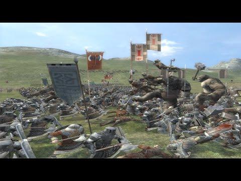 BATTLE OF THE FIVE ARMIES - Third Age Total War (Custom Scenario)