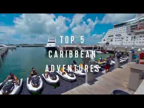 Royal Caribbean Top 5: Caribbean Adventures