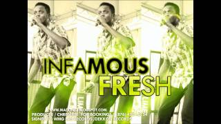 Infamous Fresh - Haffi Buss (VSOP Riddim) DOWNSOUND RECORDS