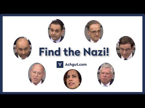 Find The Nazi!