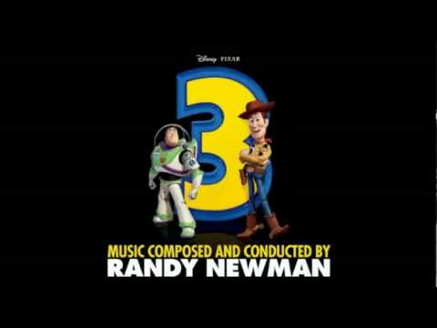 Toy Story 3 soundtrack - 14. The Claw.