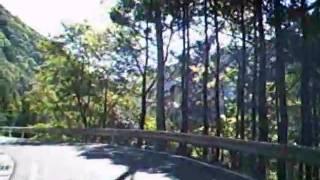 R424旧道:有田川町金屋
