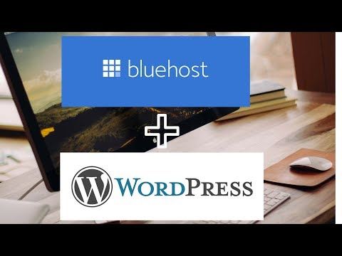 Bluehost WordPress Tutorial – Step by Step for Beginners