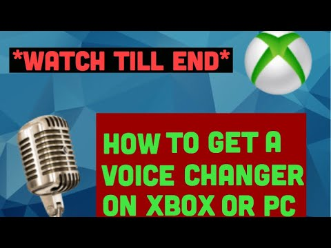 TRYING A VOICE CHANGER!! from YouTube · Duration:  11 minutes 31 seconds