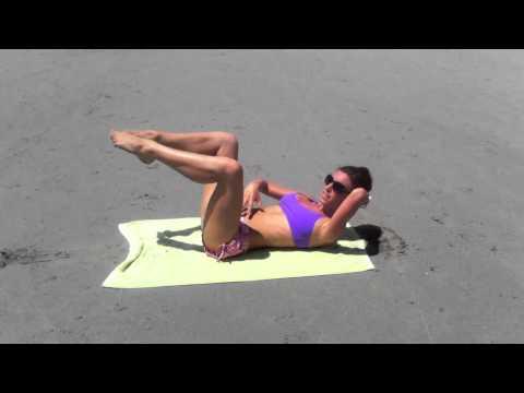 Beach Pilates Six Pack Series in Costa Rica