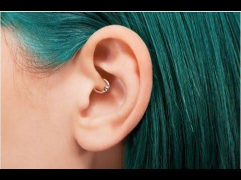 0c2d2c0b9079 Solución para Migrañas (Piercing Daith) - YouTube