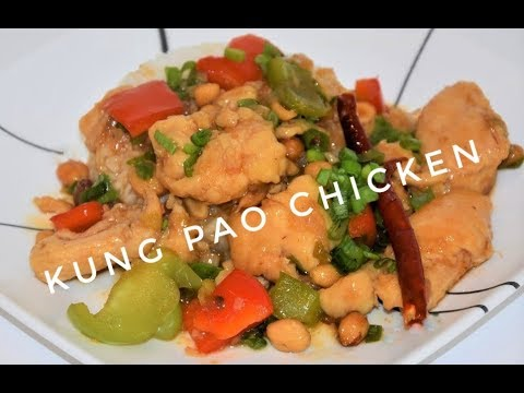 how-to-make-kung-pao-chicken---kung-pao-chicken-recipe---chinese-cooking