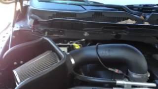 2013 ram 1500 hemi intake exhaust program mods