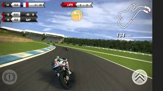 SBK 2015 gameplay