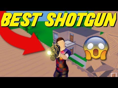*NEW* ADVANCED SHOTGUN In Strucid... *BEST SHOTGUN*