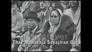 Wins Indian Hockey in Olympics 1936 with Mahraraja Sayajirao Gaekwad