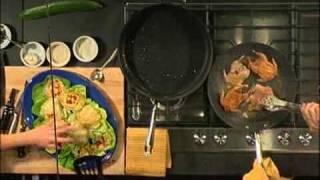 Jacques Pépin: Sautéed Quail | Food & Wine