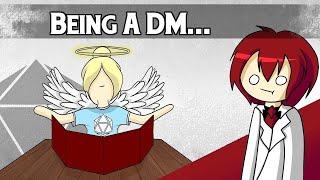 Was Es ist Wie Ein Dungeon Master...