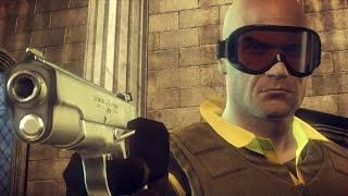 Механик 2 - фильм смонтирован по игре Hitman Absolution