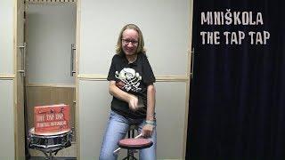 Miniškola The Tap Tap: lekce 53 (Tlumič na bubenickou bouchačku)