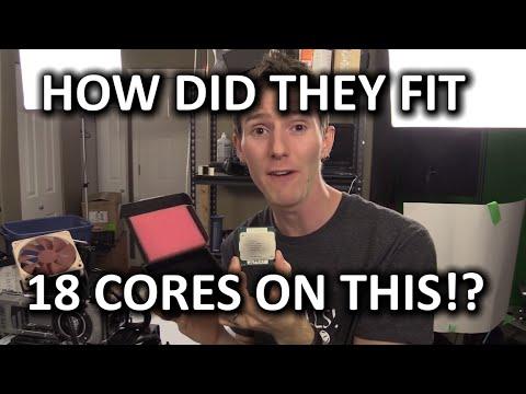 18 Core CPUs!? - Intel Xeon E5 2699 v3 Processor Overclocking & Testing
