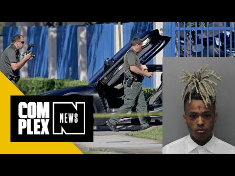 Prosecutors Request DNA From XXXTentacion Murder Suspects