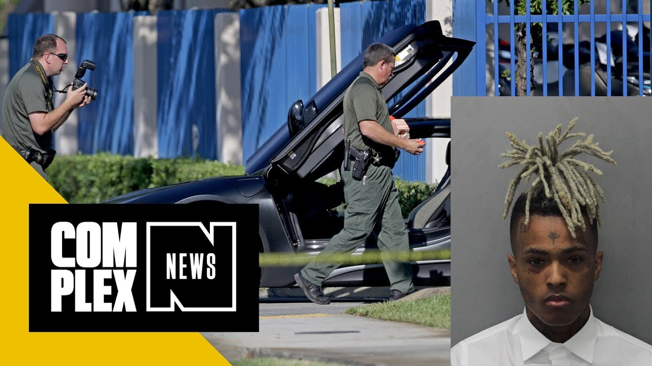Prosecutors Request DNA From XXXTentacion Murder Suspects