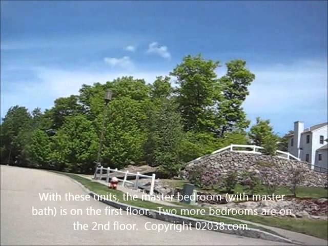 Chestnut Ridge Condos Franklin MA   Phase II