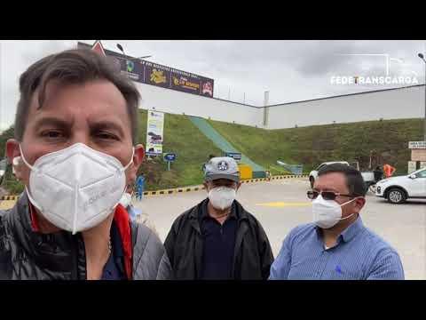 Fedetranscarga realiza trabajo comparativo de carreteras Colombia-Ecuador.