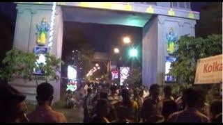 ISKCON Kolkata Rath Yatra 2017 | Special 'Rath Yatra' Mela (Fair) - TAI B.P Ground, Kolkata, India
