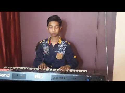 Baharo Phool Barsao On Keyboard