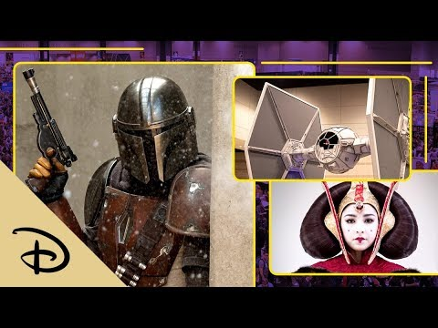 Everything That Happened at Star Wars Celebration Chicago 2019 | Disney