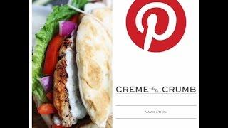 Popular Pinterest Recipes - Easy Chicken Gyros & Tzatziki