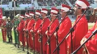 Dunya News-Turkish Ottoman Military Band Mehter wins hearts by playing patriotic songs in Lahore