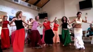 Семинар по танцу Мандала