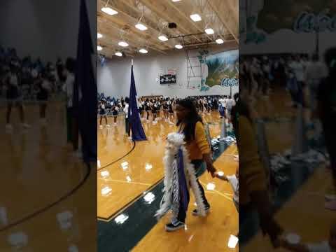 Ranchview High School Pep Rally