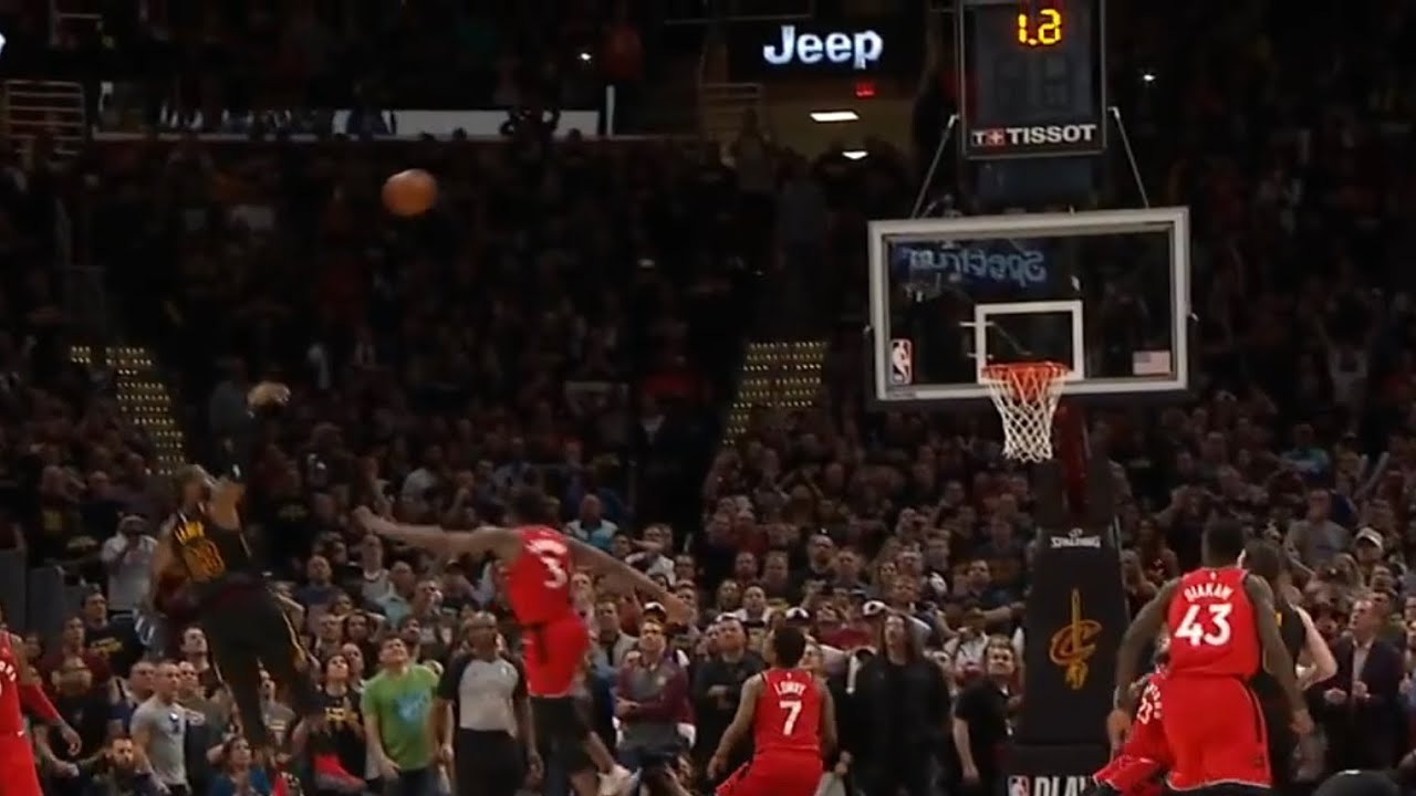 f39555839583 All of LeBron James  Career Game-Winning Shots (UPDATED) - YouTube