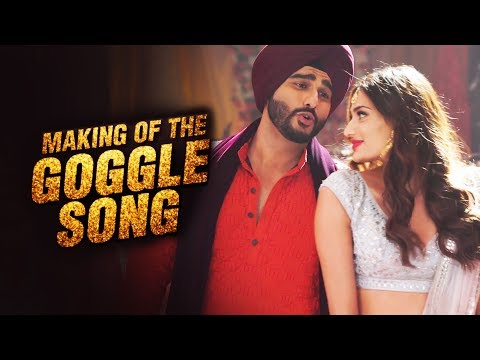 Making of The Goggle Song | Mubarakan | Anil Kapoor | Arjun Kapoor | Ileana D'Cruz | Athiya Shetty