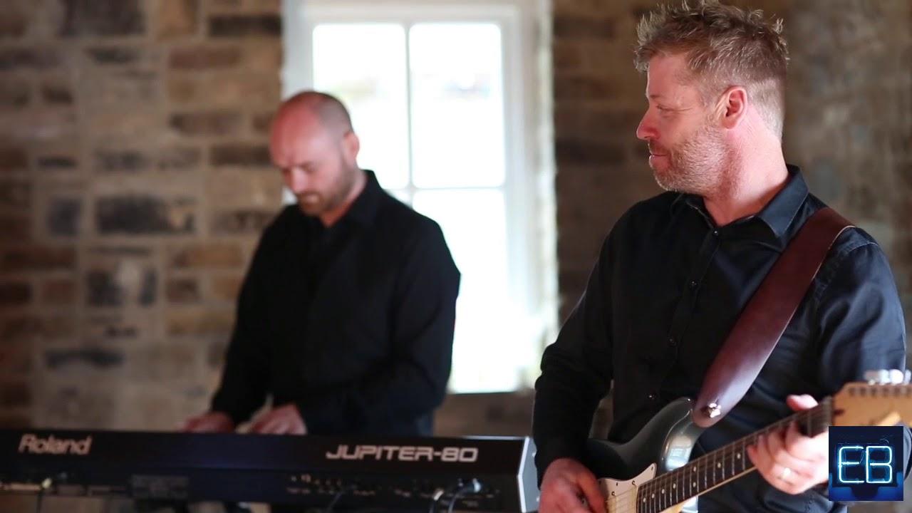 Electric Blue - Wedding Band Association