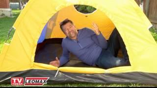 Палатка автомат. Большая автоматическая палатка самораскладывающаяся 2 и 3 местная. купить leomax.ru