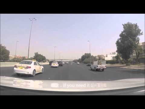 Kuwait Airport to Kuwait City