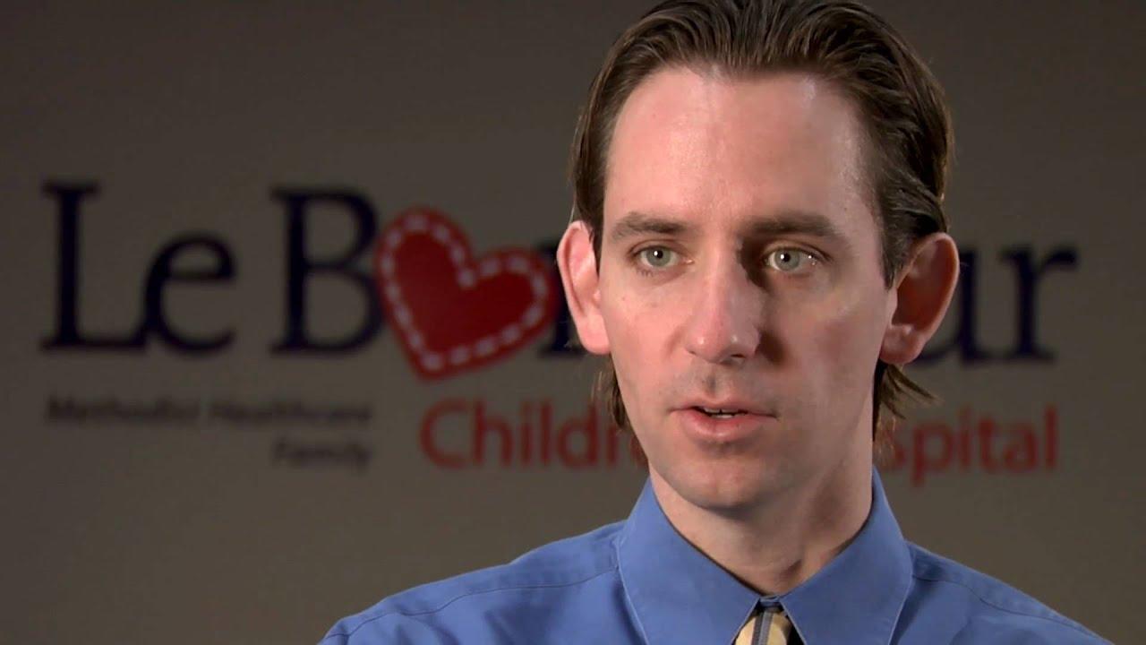 Meet Pediatric Orthopaedic Surgeon Dr  Derek Kelly
