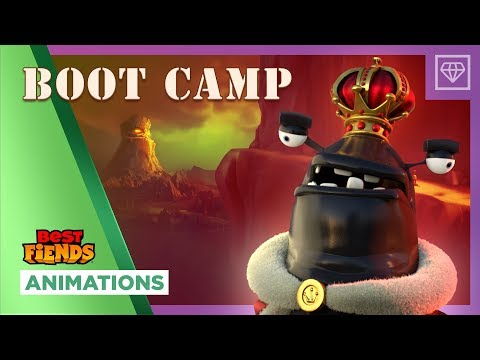 Boot Camp   3  King Slug