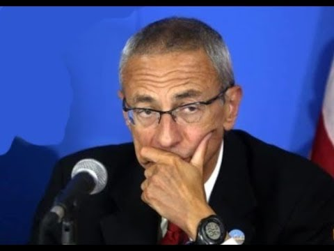 Upset John Podesta Throws Tantrum Over Unscripted Question, Says He's Suffering Due to Alt-Media